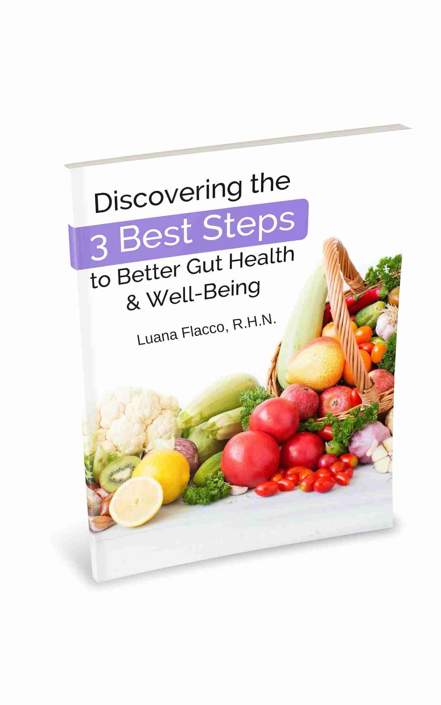 3 Best Steps to Gut Health