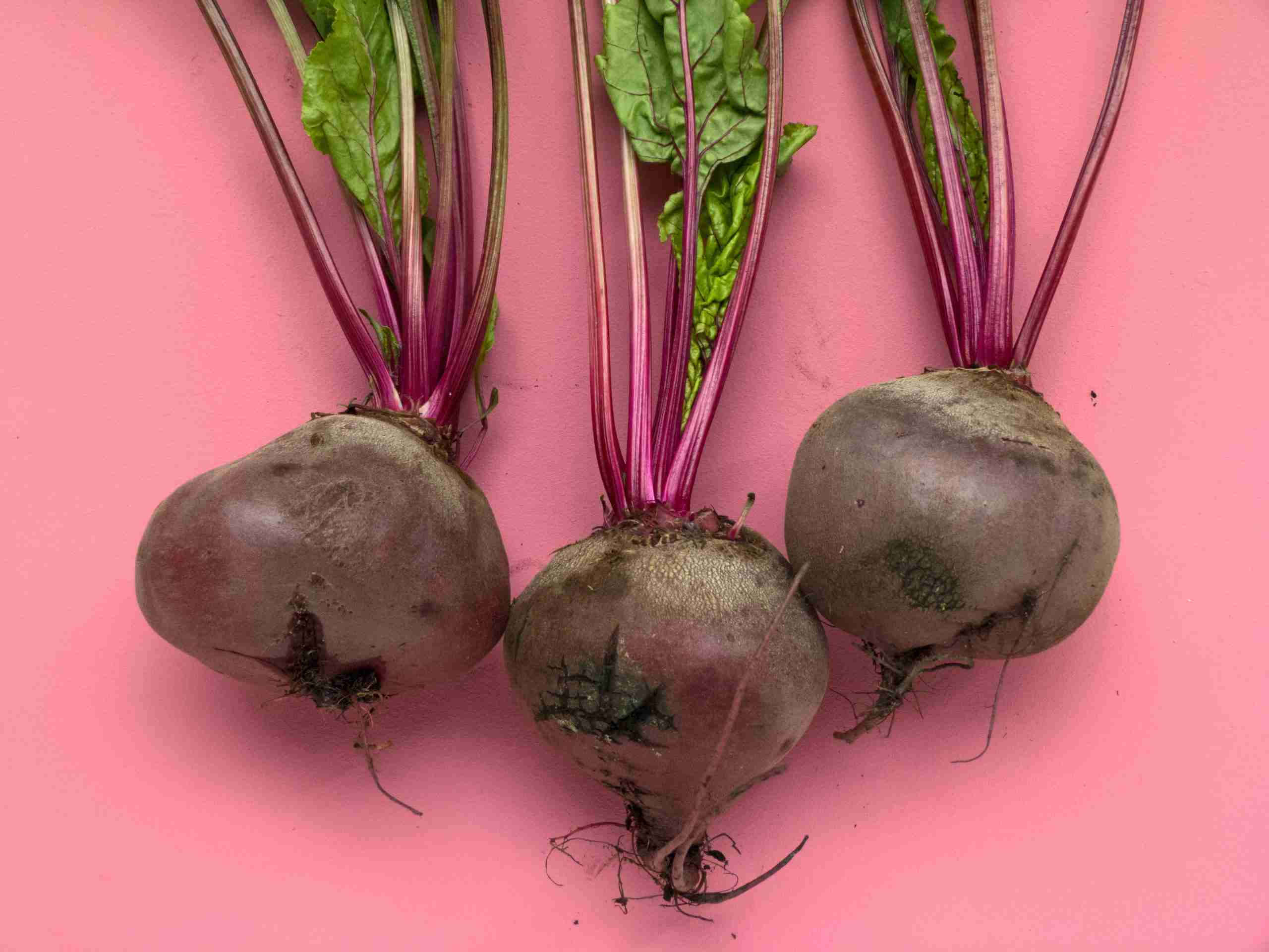 Beets have magnesium