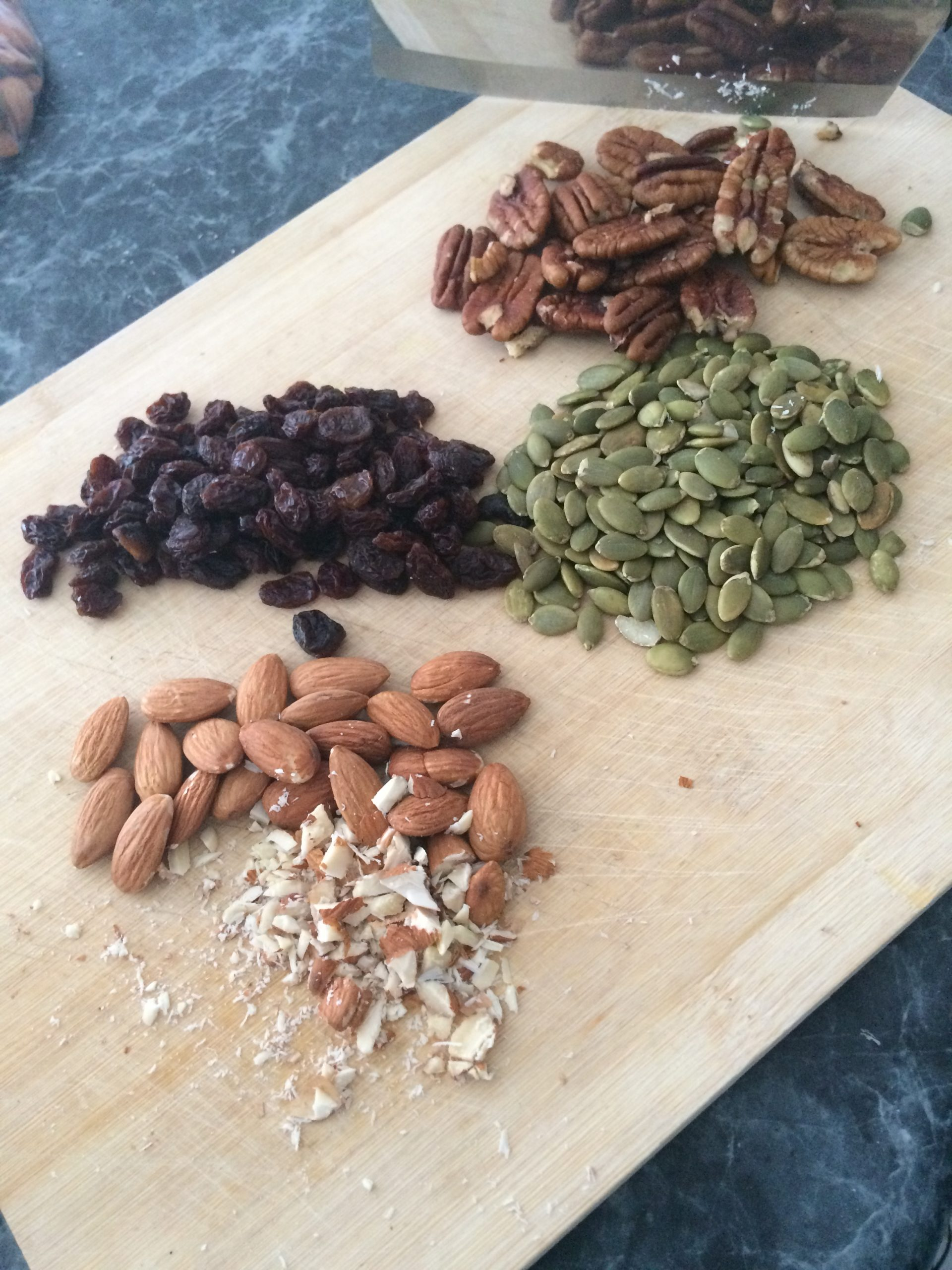 nuts, and seeds